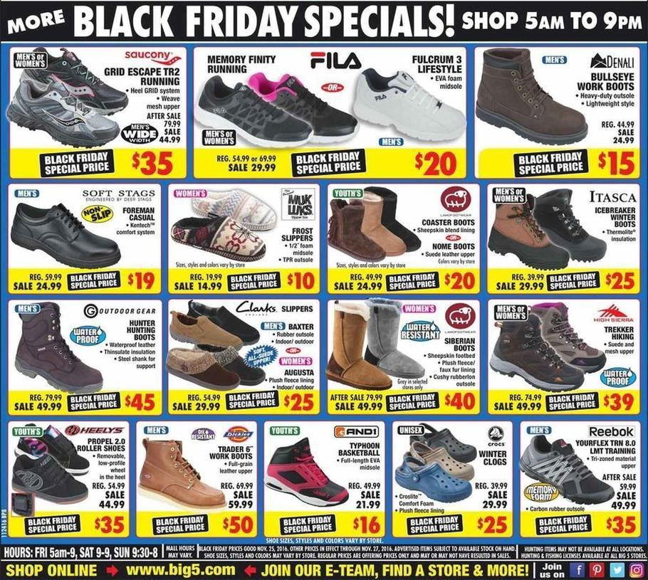Big 5 Sporting Goods 2016 Black Friday Ad Page 17