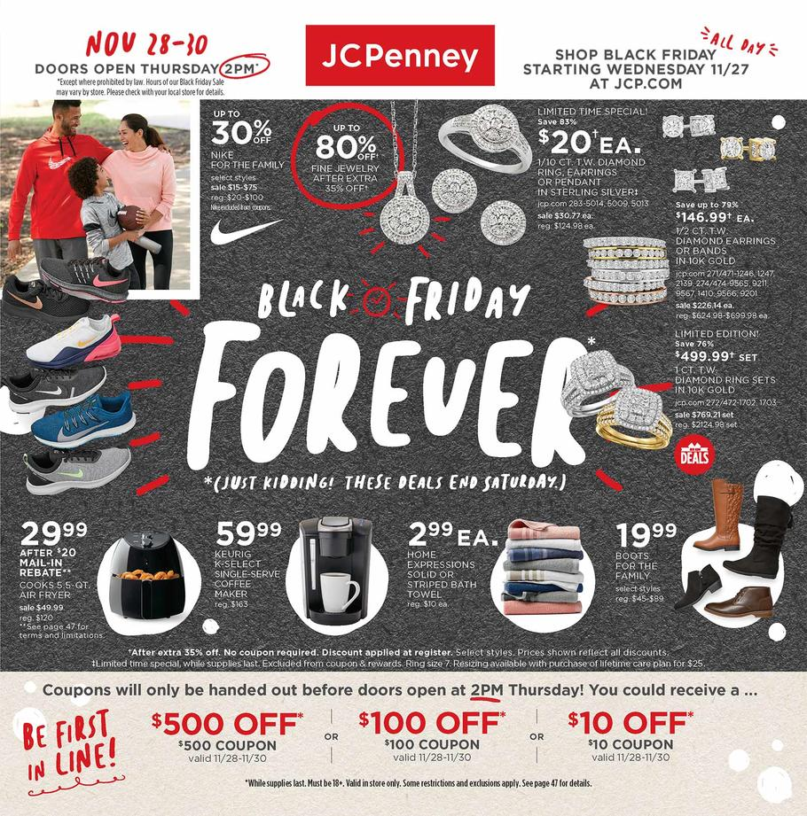 Jcpenney 2019 Black Friday Ad Frugal Buzz