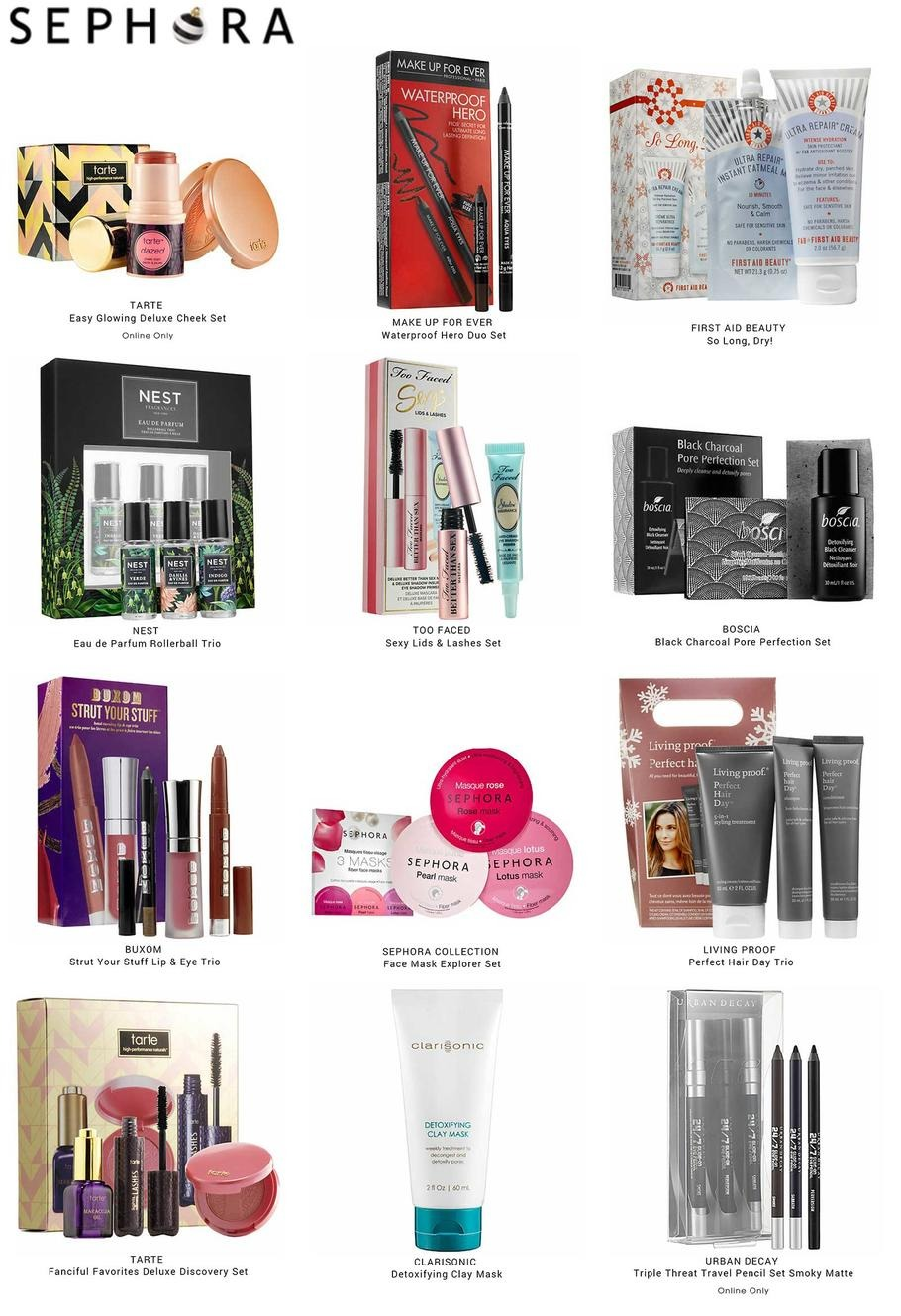 Sephora 2015 Black Friday Ad Page 1
