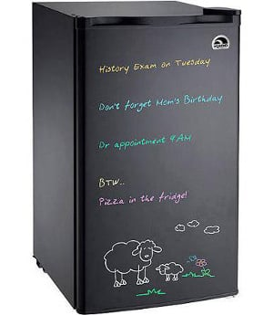 Refrigerator with Dry Erase Door