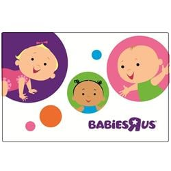 $100 BabiesRUs Gift Card for only $90