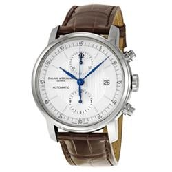 Baume and Mercier 08692 Classima Executives Steel XL Mens Watch