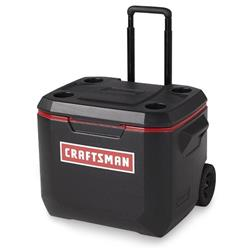 Craftsman 50 Quart Wheeled Cooler