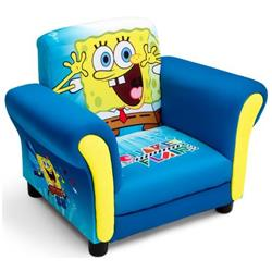 Delta Children SpongeBob Upholstered Chair