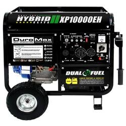 DuroMax XP10000EH Portable Gas Propane Generator