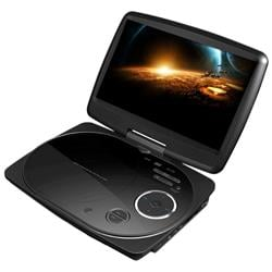 Impecca DVP916K 9 Inch Portable DVD Player