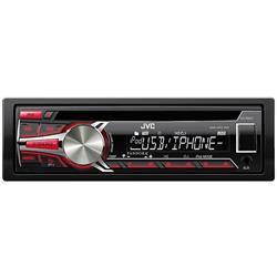 JVC KDR650 In-Dash Car Stereo Receiver