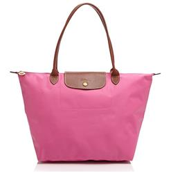 Longchamp Le Pliage Large Shoulder Tote Handbag