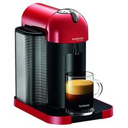 Nespresso VertuoLine Coffee and Espresso Maker (Red)