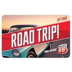 $100 Phillips 66 Gift Card for only $90