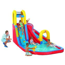 MagicTime Step 2 Tornado Twist Continuous Air Waterslide