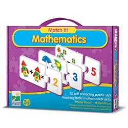 Learning Journey Match It! Mathematics