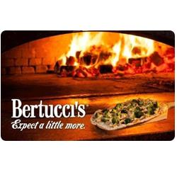 $50 Bertuccis eGift Card