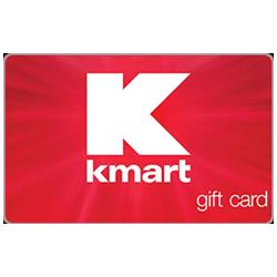 $25 Kmart Gift Card