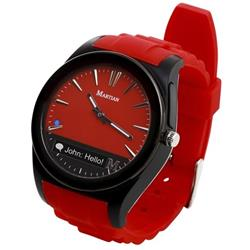 Martian Watches MN200RBR Notifier Smartwatch (Red)