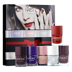 Nails Inc. Be Gelous Collection Set