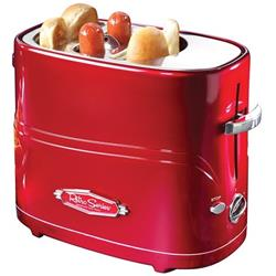 Nostalgia Electrics Retro Series Pop-Up Hot Dog Toaster