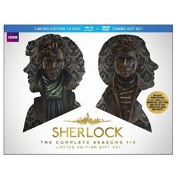 Sherlock (Seasons 1-3) on Blu-ray Disc