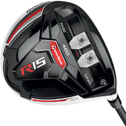 TaylorMade R15 Driver (White 460)