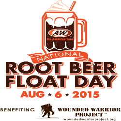 FREE Small A&W Root Beer Float