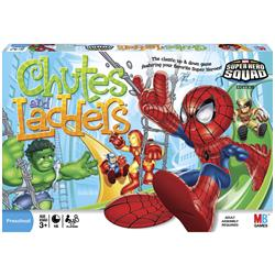 Hasbro Chutes and Ladders Super Hero Squad