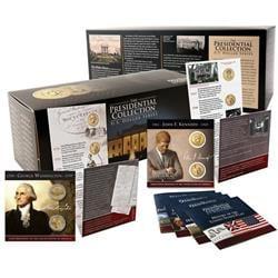 Presidential Dollar Coin Starter Collection