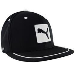 Puma Golf Pro Tour Cat Patch 110 Stretch Snapback Cap