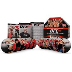 UFC FIT 12-Week Home Training Weight Loss Exercise Fitness DVD Workout Program