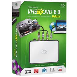 Honestech VHS to DVD 8.0 Deluxe