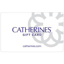 $50 Catherine's Gift Card