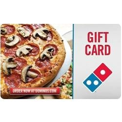 Domino's Pizza Gift Cards
