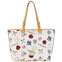 Dooney & Bourke MLB Yankees Leisure Shopper