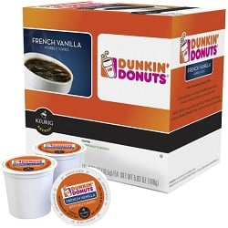 Dunkin Donuts French Vanilla K-Cups (16-Pack)