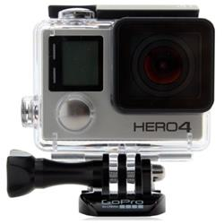 GoPro HERO4 Silver Action Camera (CHDHY-401)