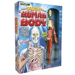 SmartLab Toys Squishy Human Body