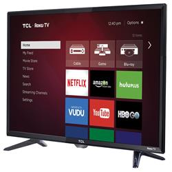 TCL 28S3750 28-Inch 720p Roku Smart LED TV