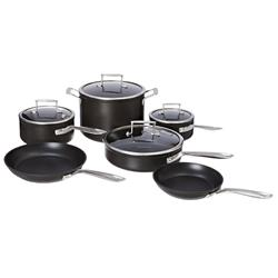 KitchenAid KCH2S10KM Professional Nonstick 10-Piece Cookware Set