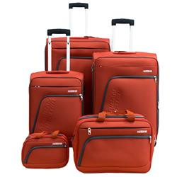 American Tourister Glider 5Pc Spinner Luggage Set
