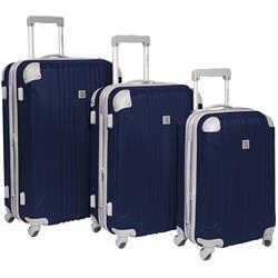 Beverly Hills Country Club Newport 3-piece Hardside Luggage