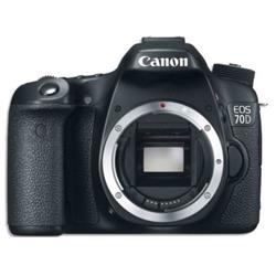 Canon EOS 70D DSLR Digital SLR Camera