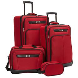 Skyway Desoto 2.0 4-Piece Luggage Set