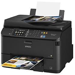 Epson WorkForce Pro WF-4630 Wireless Color All-in-One Inkjet Printer (C11CD10201)