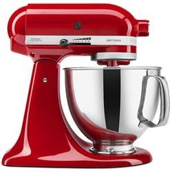 KitchenAid RRK150 Empire Red 5-quart Artisan Tilt-Head Stand Mixer