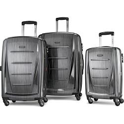 Samsonite Winfield 2 Fashion Hardside 3 Piece Spinner Luggage Set