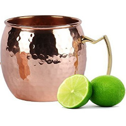 A29 Premium Moscow Mule Copper Unlined Mug