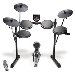 Alesis DM6 USB Kit Eight-Piece Compact Beginner Electronic Drum Set