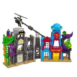 Fisher-Price Imaginext Super Hero Flight City
