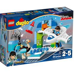 LEGO DUPLO Miles Miles' Stellosphere Hangar 10826
