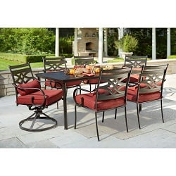 Hampton Bay Middletown 7-Piece Patio Dining Set