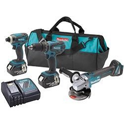 Makita XT324 3-Piece Cordless Combo Kit